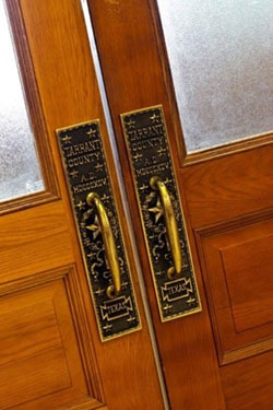 Picture of Courthouse Doors